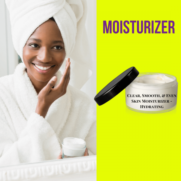 clear and even skin products for black women