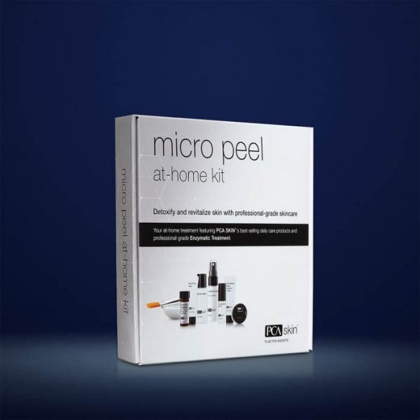 PCA Skin Picro Peel At-Home Customized advance Peel Kit for black and brown skin perfect for acne, acne scars, and ingrown hairs in the chin area. tampa florida black esthetician