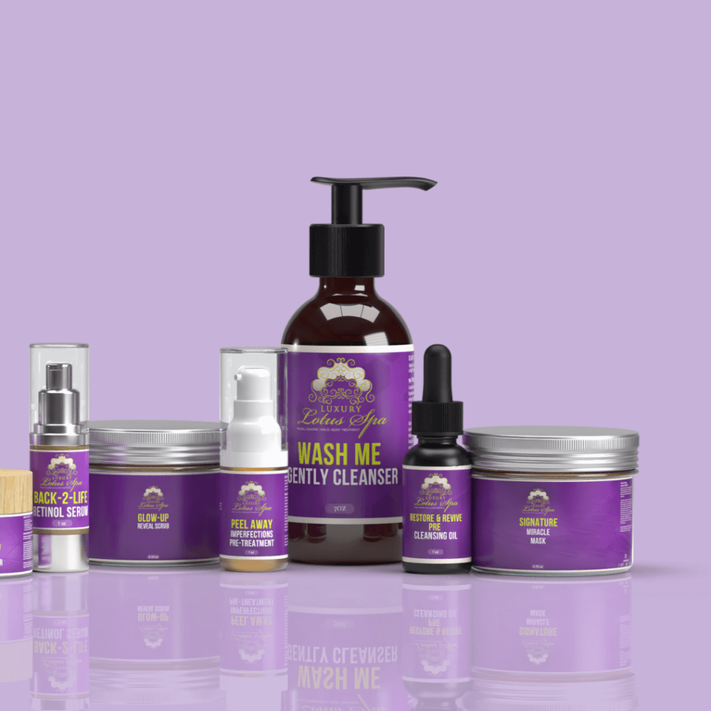 acne scars and brown spot products