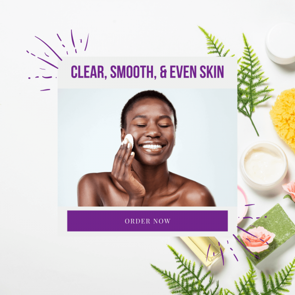 Essential Kit Clear, smooth, and Even skin kit for acne scars and post acne brown spots