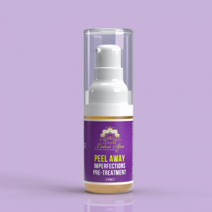 peel away imperfections pre cleanse treatment for makeup removal